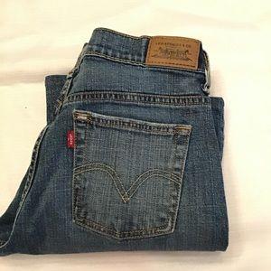 Levi's 515 Bootcut Jeans, 4M